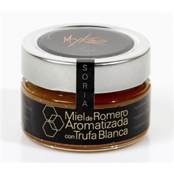 Miel de Romero con Trufa Blanca. Mykes Gourmet.