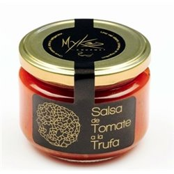 Salsa de Tomate a la Trufa. Mykes Gourmet.