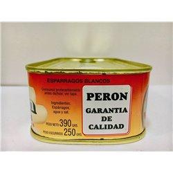 Espárragos Extra Grueso 6/8 D.O. Navarra. Conservas Perón.