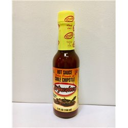 Salsa Picante de Chile Chipotle, El Yucateco.