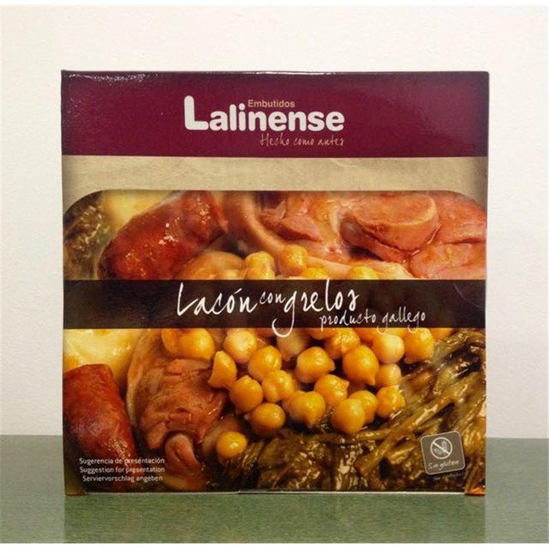 Lacón con Grelos 1Kg. Embutidos Lalinense