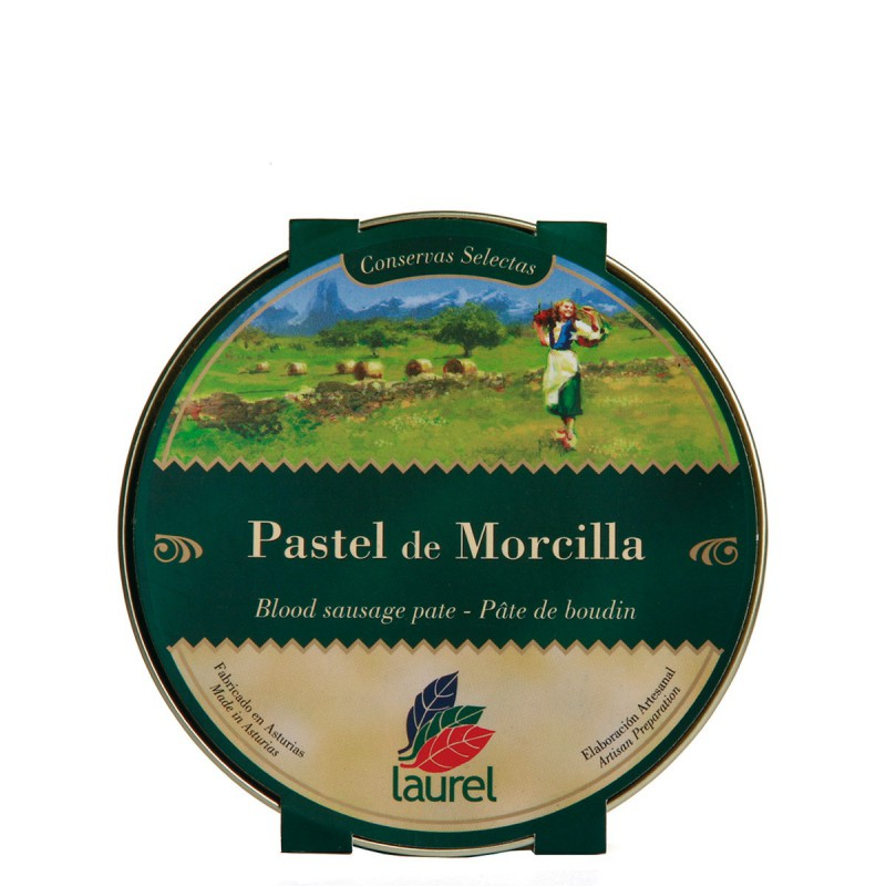 Pastel de Morcilla 150Gr.